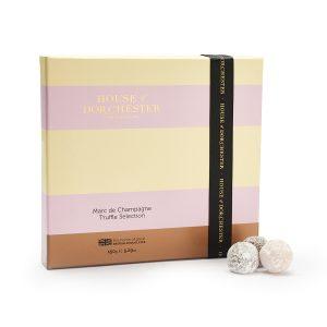 Marc de Champagne Selection Chocolate Box image