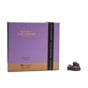 Rose & Violet Chocolate Box image
