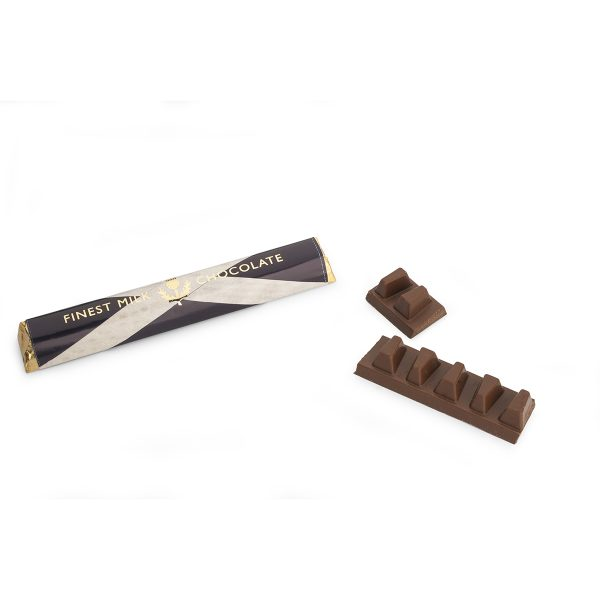 Scottish Saltire Fine Milk Chocolate Bar image