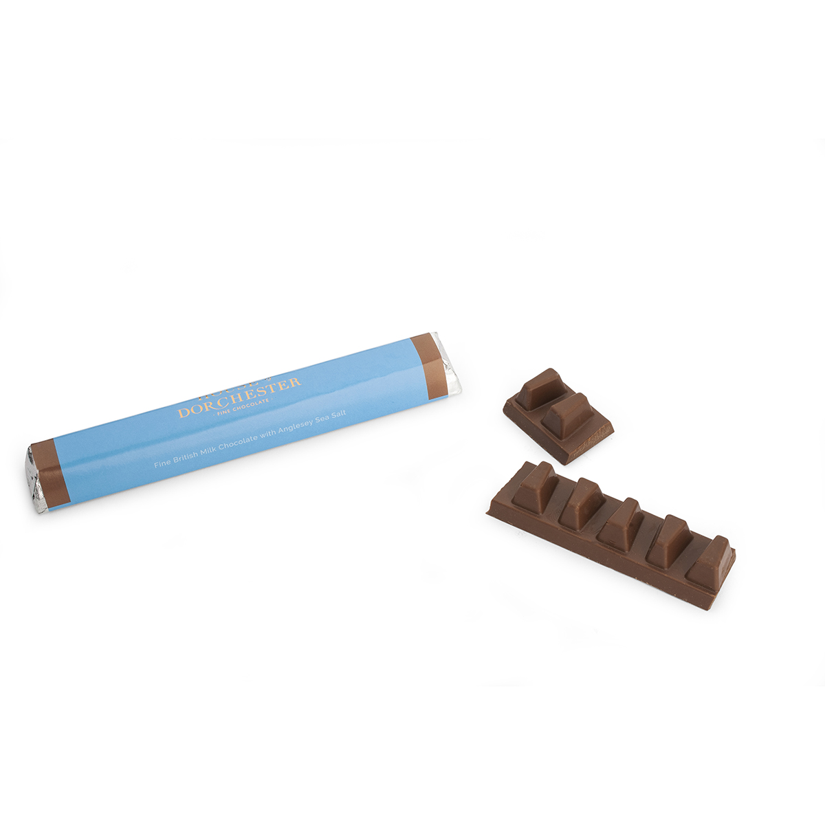 Sea Salt Caramel Chocolate Bar image