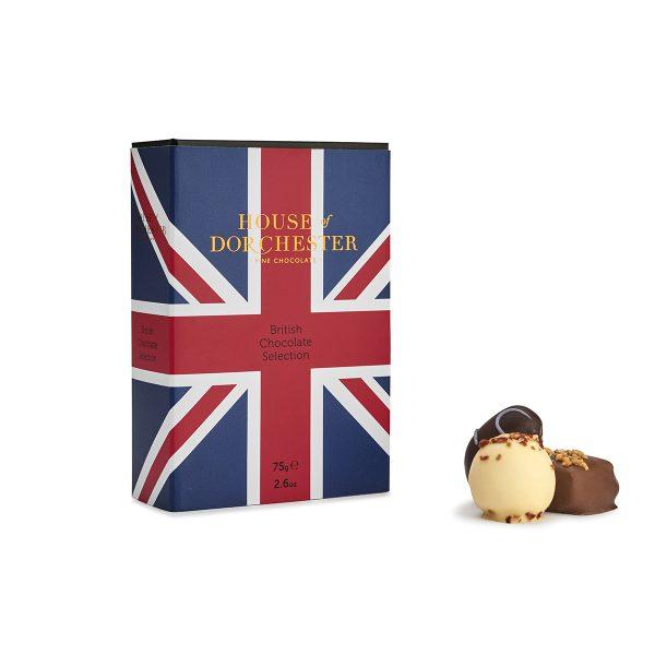 Union Jack Chocolate Selection Book Box image