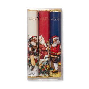 Nostalgic Santa Chocolate Bars