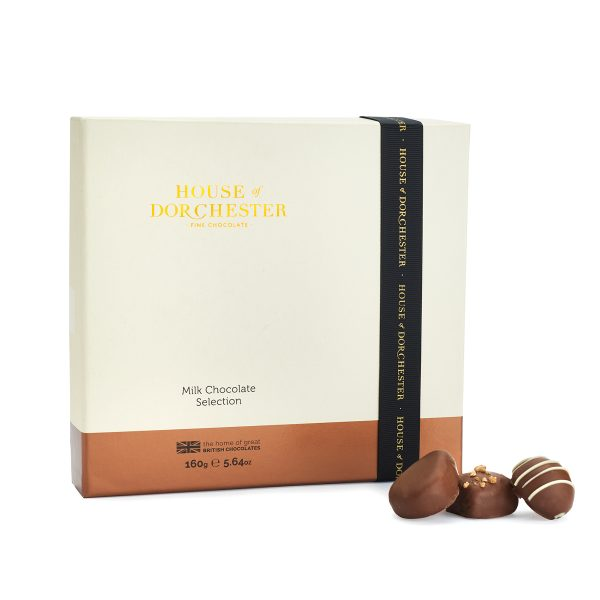 Milk Chocolate 12 choc box
