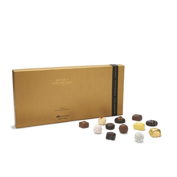 24 Chocolate Luxury Chocolate Selection image