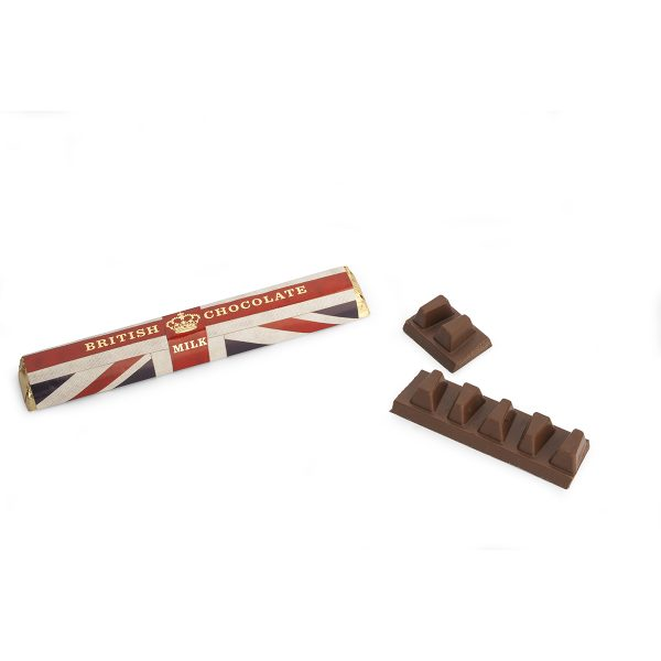 Union Jack Milk Chocolate Bar image