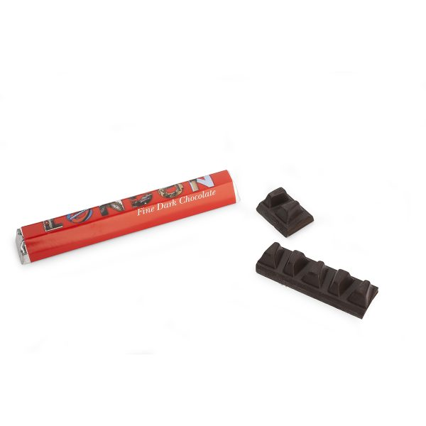 Iconic London Dark Chocolate Bar image