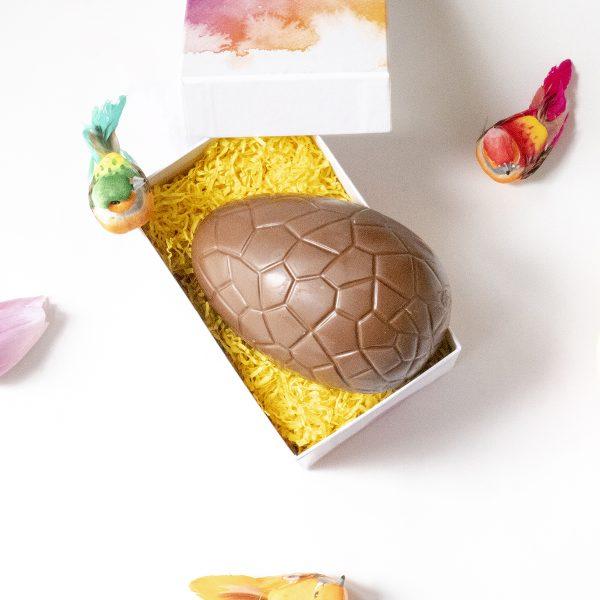 Rocky Road Egg Shell