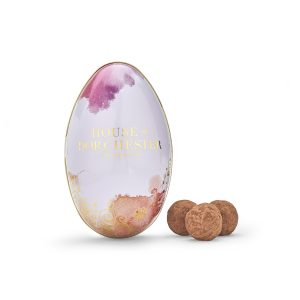 Egg Tin with Salted Caramel Truffles image