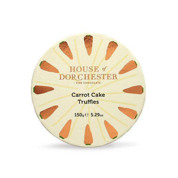 Carrot Cake Truffles image