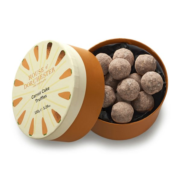 Carrot Cake Truffles open box image