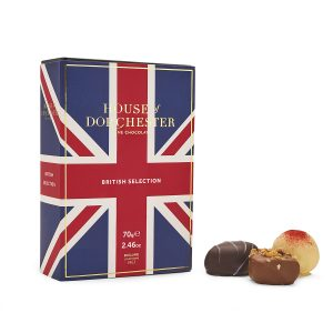 New Range Union Jack Book Box