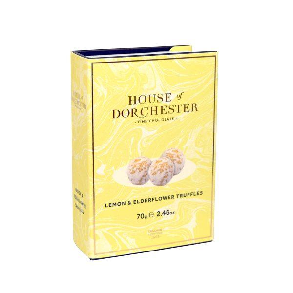House of Dorchester Lemon and Elderflower Book Box