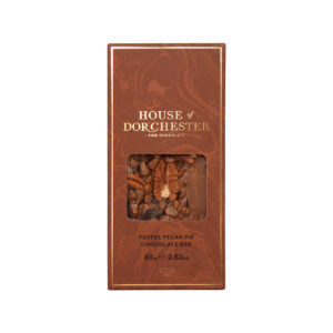 House of Dorchester Toffee Pecan Pie Chocolate Bar
