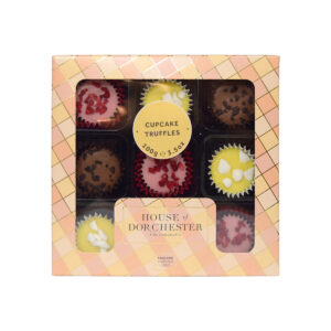 House of Dorchester Cupcake Truffles