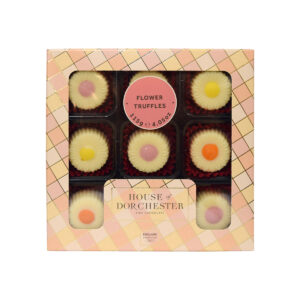 House of Dorchester Flower Truffles
